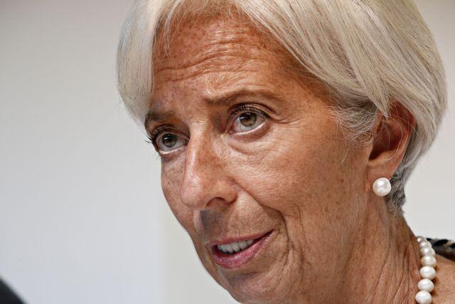 Πρόεδρος της Ευρωπαϊκής Κεντρικής Τράπεζας η Κριστίν Λαγκάρντ | tanea.gr