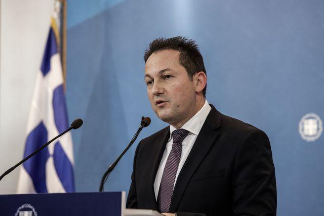 Πέτσας για τρικάκια στον Χρυσοχοΐδη: Αντιδημοκρατικές ενέργειες δεν πτοούν την κυβέρνηση | tanea.gr
