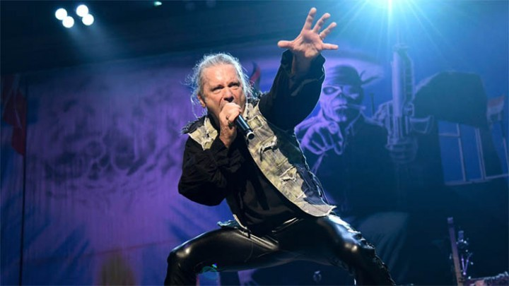 Ο Bruce Dickinson των Iron Maiden σε ένα one-man show στην Αθήνα | tanea.gr