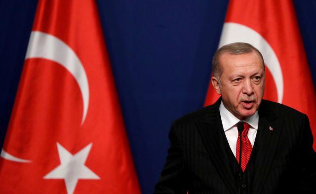 Ερντογάν : Η ΕΕ ενδιαφέρεται μόνο να εμποδίσει τις έρευνές μας στην Αν. Μεσόγειο | tanea.gr