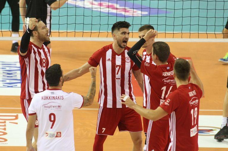 ΠΑΟΚ-Ολυμπιακός 0-3 | tanea.gr