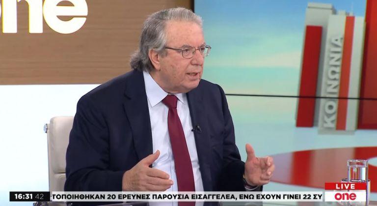 Γ. Μπαμπινιώτης στο One Channel: Δεν χρειαζόταν η επέμβαση της Αστυνομίας στην ΑΣΟΕΕ | tanea.gr
