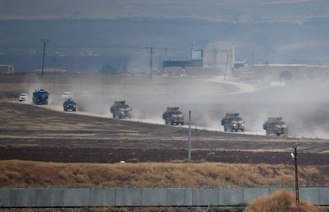 Μαίνονται οι μάχες μεταξύ Κούρδων και ανταρτών | tanea.gr