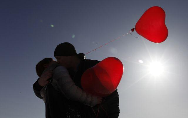 Πείτε «σ'αγαπώ» δίχως καμία λέξη | tanea.gr