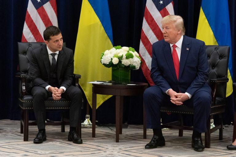 Ουκρανικό σκάνδαλο : Στη δημοσιότητα σύνοψη της επικοινωνίας Τραμπ – Ζελένσκι   tanea.gr