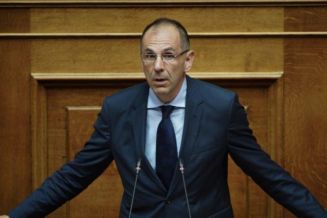 Συνταγματική Αναθεώρηση : Δεν εμποδίζεται το ουδετερόθρησκο κράτος λέει ο Γεραπετρίτης | tanea.gr