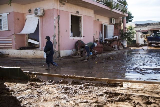 Οι μαρτυρίες των κατοίκων στη Μάνδρα δύο χρόνια μετά τη φονική πλημμύρα   tanea.gr