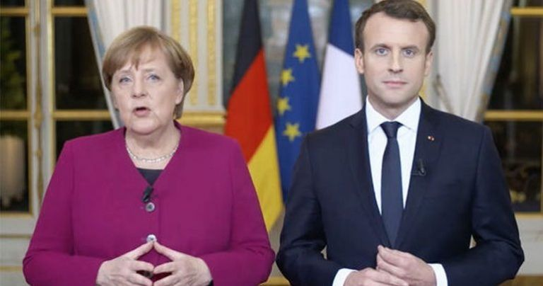 Γαλλο-γερμανικό σχέδιο για την μεταρρύθμιση της ΕΕ | tanea.gr