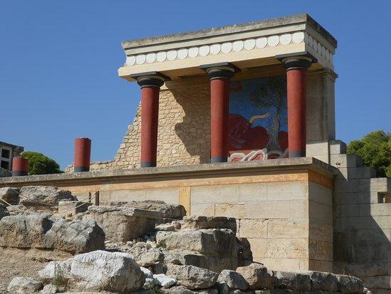 Η Μενδώνη για την υποψηφιότητα της Κνωσού στα Μνημεία Παγκόσμιας Κληρονομιάς της UNESCO | tanea.gr