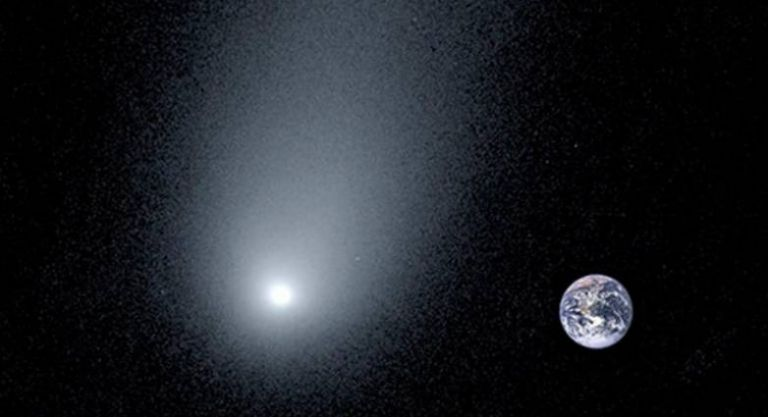 Ο διαστρικός κομήτης Μπορίσοφ με ουρά 14 φορές μεγαλύτερη από τη Γη που πλησιάζει | tanea.gr