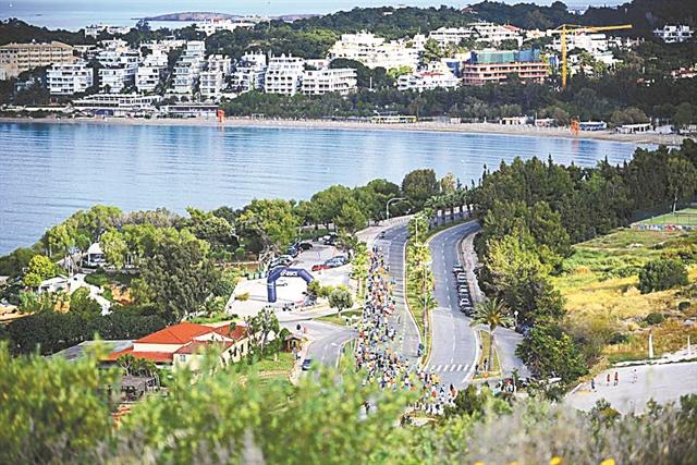 Χριστουγεννιάτικο και φέτος το Run the Lake | tanea.gr