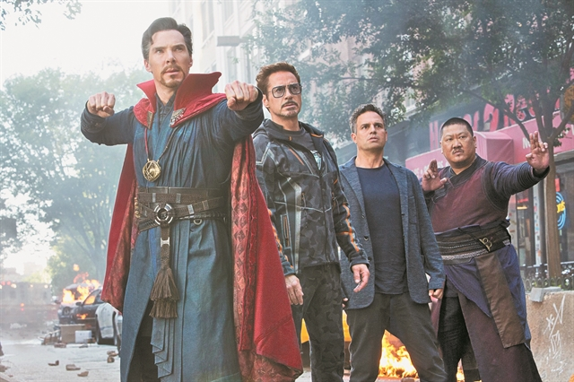 Ενα κανάλι αφιερωμένο στους υπερήρωες του κινηματογραφικού σύμπαντος της Marvel | tanea.gr