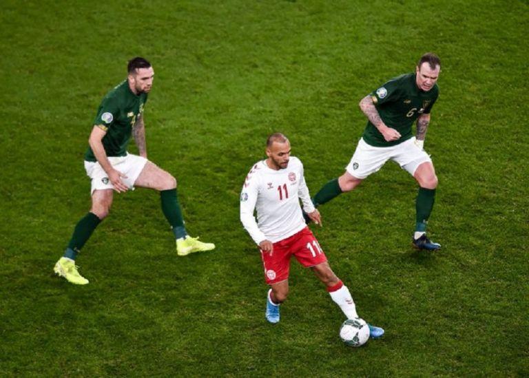 Ιρλανδία – Δανία 1-1 | tanea.gr