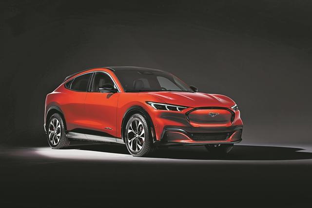 Ford: Πρεμιέρα για το ηλεκτρικό SUV   tanea.gr