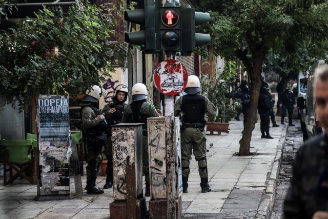 Δύο συλλήψεις σε διαμέρισμα – «γιάφκα» στα Εξάρχεια | tanea.gr