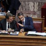 Μητσοτάκης σε Γεννηματά: Η Ελλάδα δεν είναι ξέφραγο αμπέλι