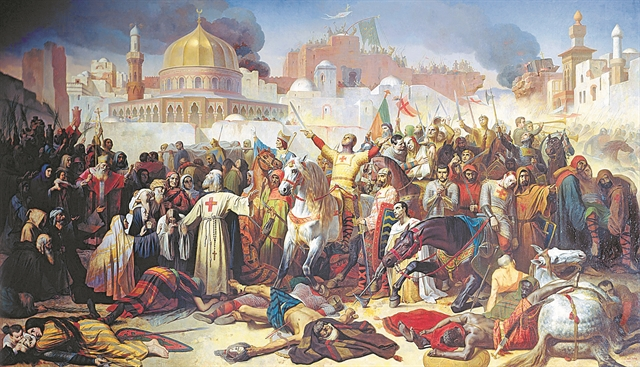 Σύγκρουση Δύσης και Ανατολής | tanea.gr