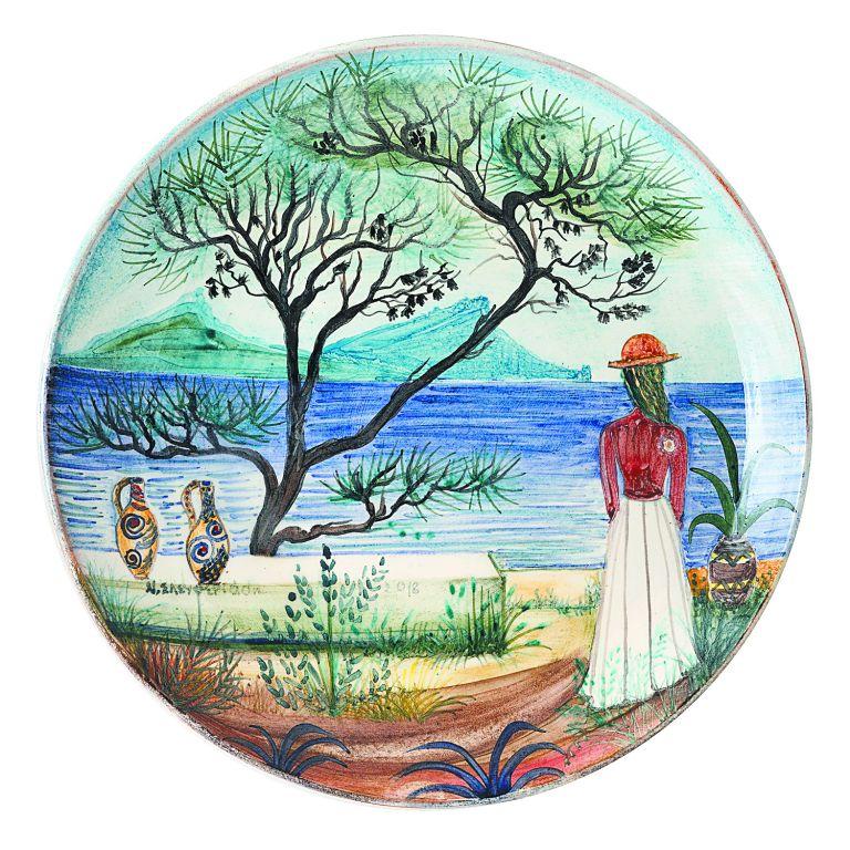 «Δεν είμαι ιμπρεσιονίστρια αλλά ναΐφ ζωγράφος»   tanea.gr