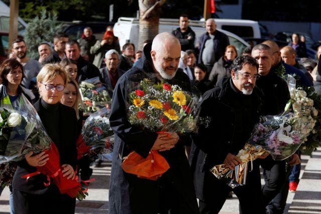 O Ράμα ευχαριστεί την Ελλάδα για τη βοήθεια μετά τον σεισμό | tanea.gr