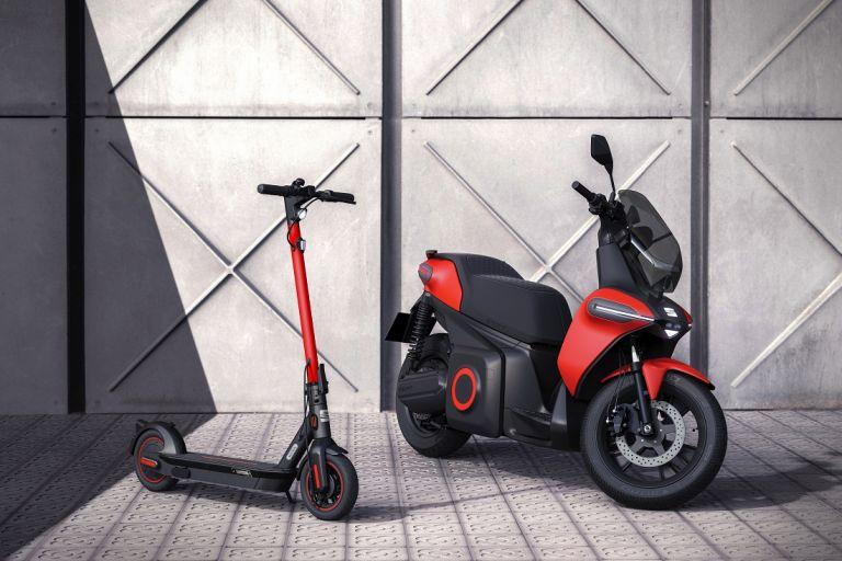 SEAT: Πατάει γκάζι και στις μοτοσικλέτες, το πλάνο της για ένα ηλεκτρικό σκούτερ | tanea.gr