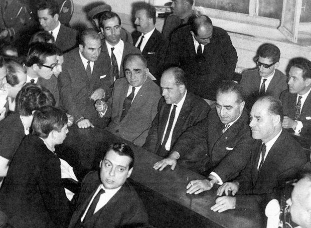 Σαν σήμερα ξεκίνησε η δίκη της υπόθεσης ΑΣΠΙΔΑ | tanea.gr