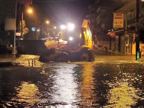 Κακοκαιρία : Τεράστια προβλήματα σε όλη τη χώρα άφησε ο «Γηρυόνης» | tanea.gr