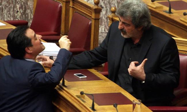 Αντιπαράθεση Πολάκη - Γεωργιάδη στο Facebook | tanea.gr