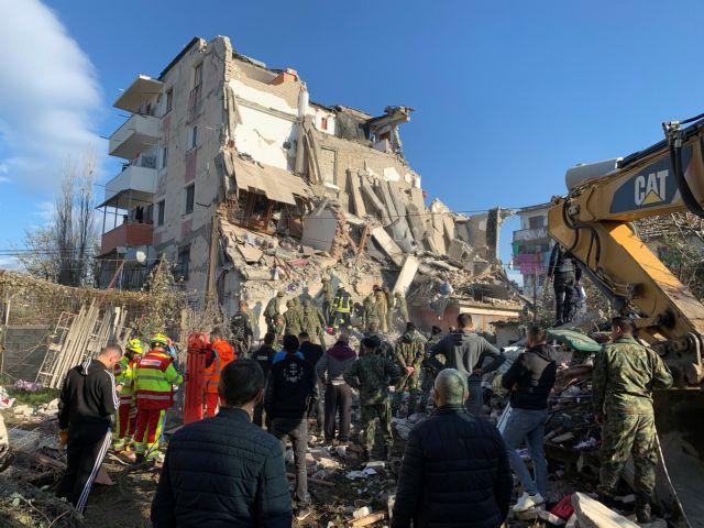 Σεισμός στην Αλβανία : Απελευθέρωσε ενέργεια ίση με την έκρηξη 3,8 ατομικών βομβών | tanea.gr