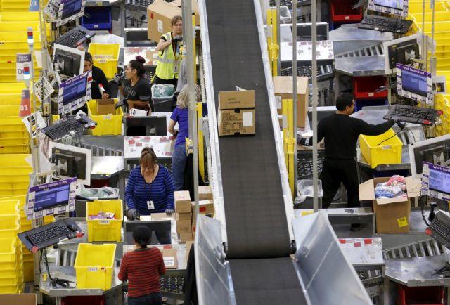 Black Friday : Απεργούν οι εργαζόμενοι της Amazon στη Γερμανία | tanea.gr