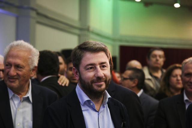 Ανδρουλάκης: Αυτό το συνέδριο δεν αρμόζει στην ιστορία του ΠΑΣΟΚ | tanea.gr
