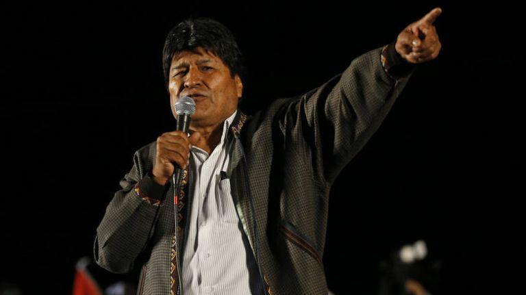 Δεκτό το αίτημα του Μοράλες για άσυλο στο Μεξικό | tanea.gr