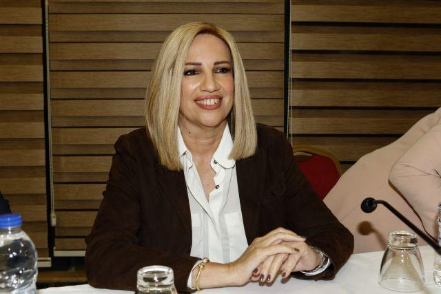 Γεννηματά: Στα χνάρια του Τσίπρα πορεύεται ο Μητσοτάκης | tanea.gr