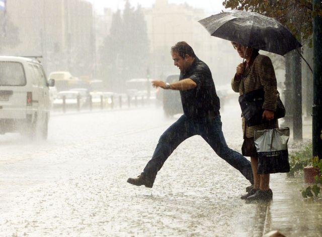 Καιρός : Η «Βικτώρια» σαρώνει την Αττική – Ζημιές και πλημμύρες σε Κέρκυρα, Κεφαλονιά και Ζάκυνθο | tanea.gr