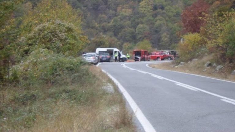 Ιατροδικαστής για τραγωδία στην Κατερίνη: Ακαριαίος ο θάνατος μητέρας και κόρης   tanea.gr