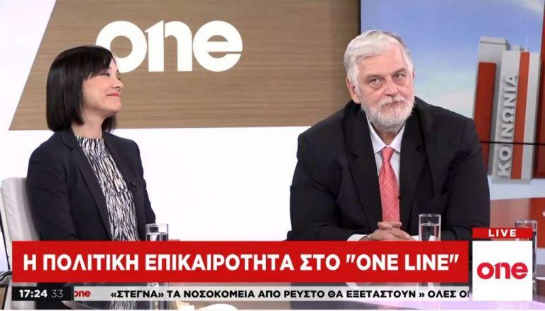 Γ. Λοβέρδος και Νάντια Γιαννακοπούλου για τα πανεπιστήμια και την υπόθεση Novartis   tanea.gr