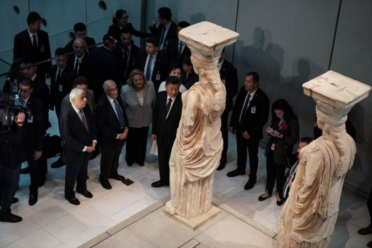 Μάρμαρα του Παρθενώνα: Ο διεθνής Τύπος προβάλλει τη στήριξη του Σι στη μάχη της Ελλάδας   tanea.gr