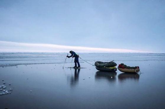 Η προσπάθεια δύο εξερευνητών να διασχίσουν τον παγωμένο Αρκτικό Ωκεανό | tanea.gr