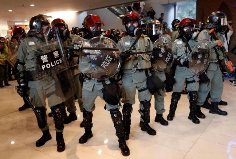 Χονγκ Κονγκ : Άλλο ένα Σαββατοκύριακο σφοδρών αντικυβερνητικών διαδηλώσεων | tanea.gr
