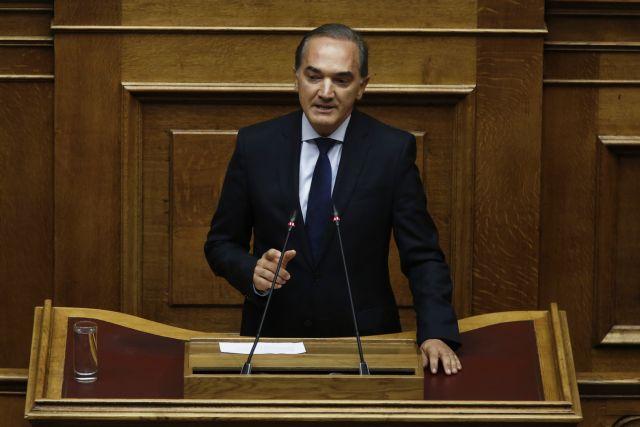 Σαλμάς : Δεν διανοήθηκα ποτέ να παρέμβω στη Δικαιοσύνη | tanea.gr