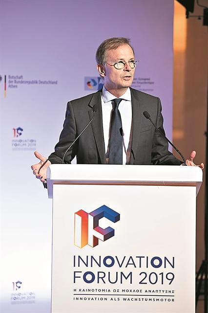 Μοχλός ανάπτυξης για την Ελλάδα η καινοτομία | tanea.gr