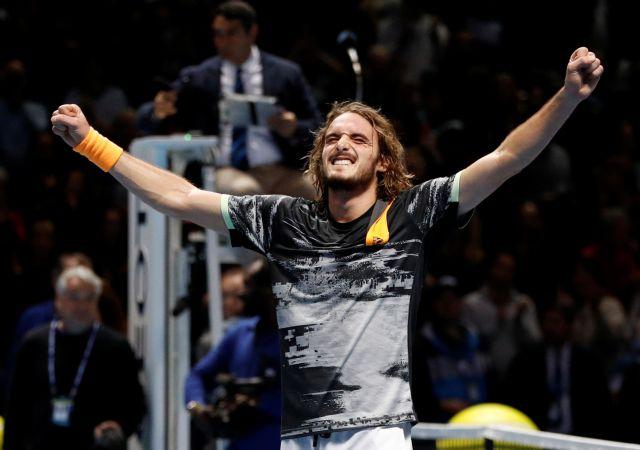 Μπέικερ για Τσιτσιπά: «Προβλέπω χρυσό στους Ολυμπιακούς Αγώνες» | tanea.gr