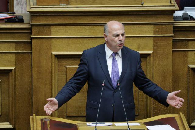 Τσιάρας για το νέο Ποινικό Κώδικα : Θέλουμε να ενώσουμε τους Έλληνες | tanea.gr