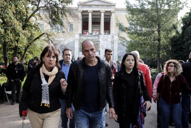Βαρουφάκης : Ανόητες οι αστυνομικές επιχειρήσεις στα Εξάρχεια | tanea.gr