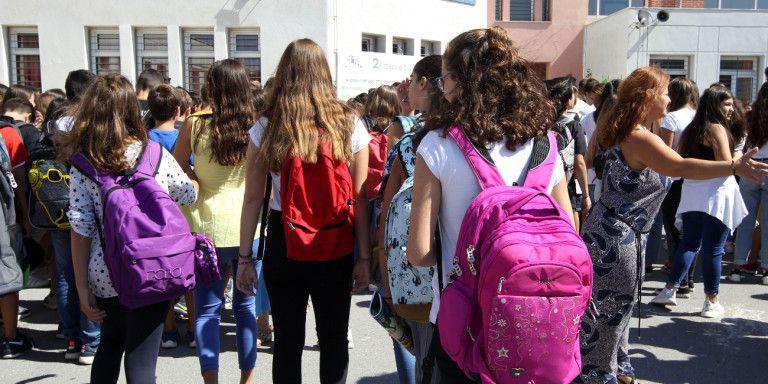 Κρήτη: Συνελήφθη ο ανήλικος μαθητής που έβγαλε όπλο στο σχολείο | tanea.gr