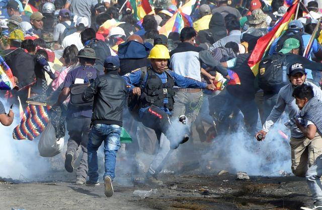 Βολιβία: Τέσσερις ακόμη νεκροί στις διαδηλώσεις | tanea.gr