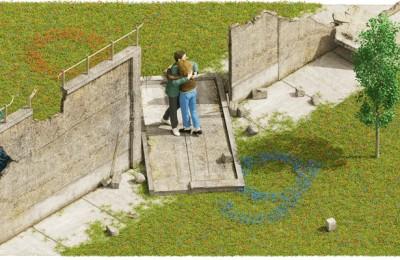 Η πτώση του Τείχους του Βερολίνου : Αφιέρωμα της Google με doodle | tanea.gr