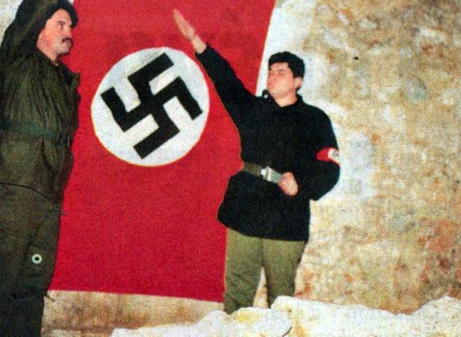 Ο υμνητής του Χίτλερ, Νίκος Μιχαλολιάκος, που κρύβεται για να γλιτώσει την καταδίκη | tanea.gr