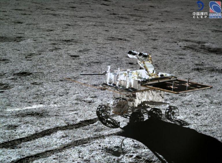Νέο ρεκόρ μακροχρόνιας εργασίας στη Σελήνη για τo κινεζικό YuTu 2 | tanea.gr