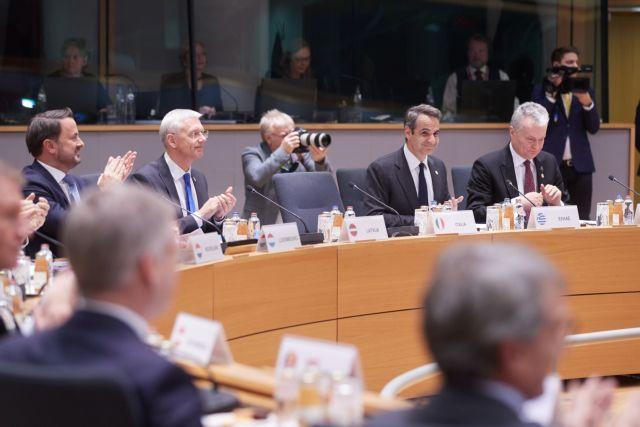 Απόφαση διπλωματικής απομόνωσης της Τουρκίας θέλει από την Ευρώπη ο Μητσοτάκης | tanea.gr