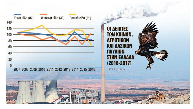 Συγκλονιστική εξέλιξη : Χάνονται τα πουλιά και οι πεταλούδες   tanea.gr